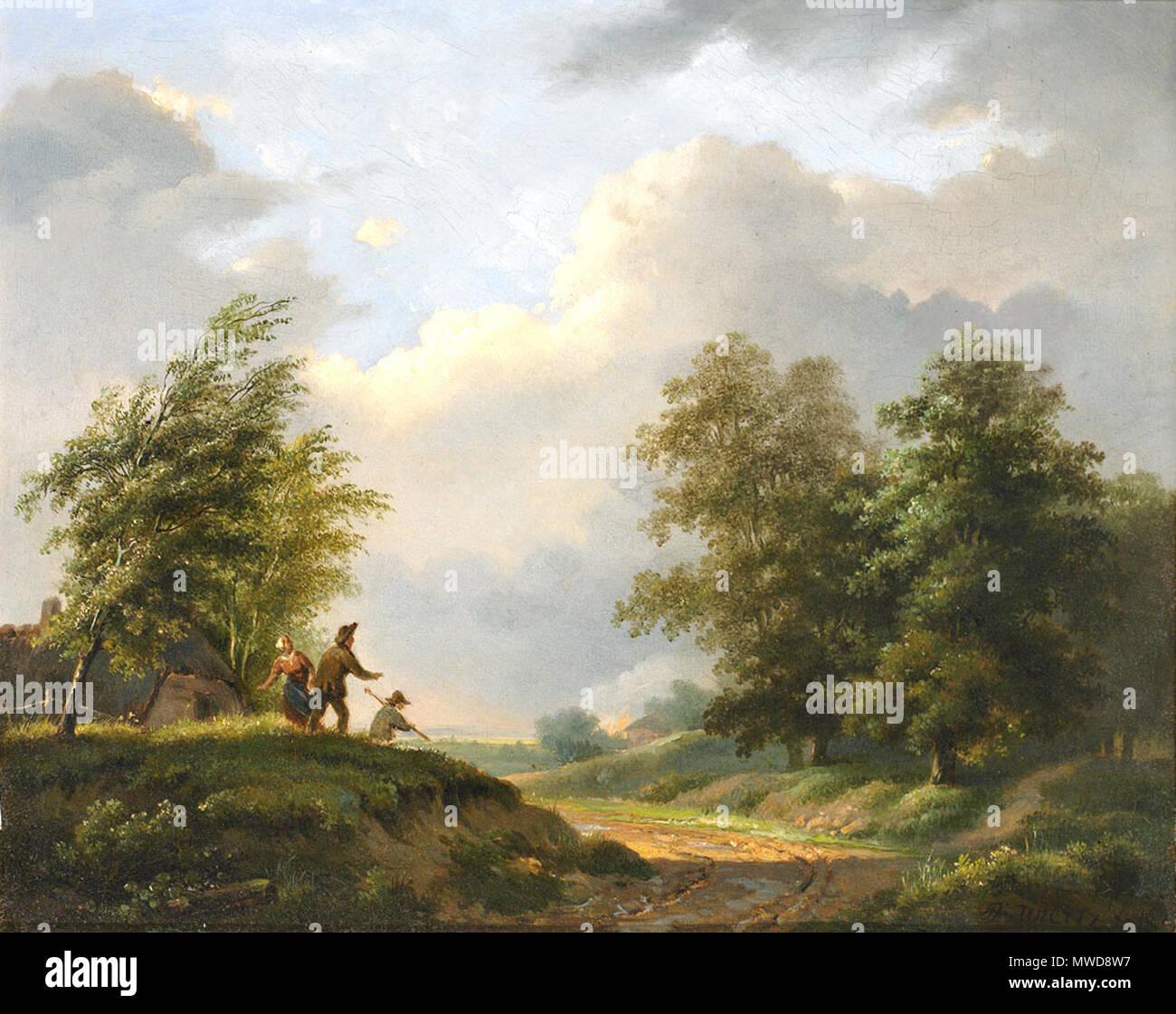 Beste Landschaft datiert