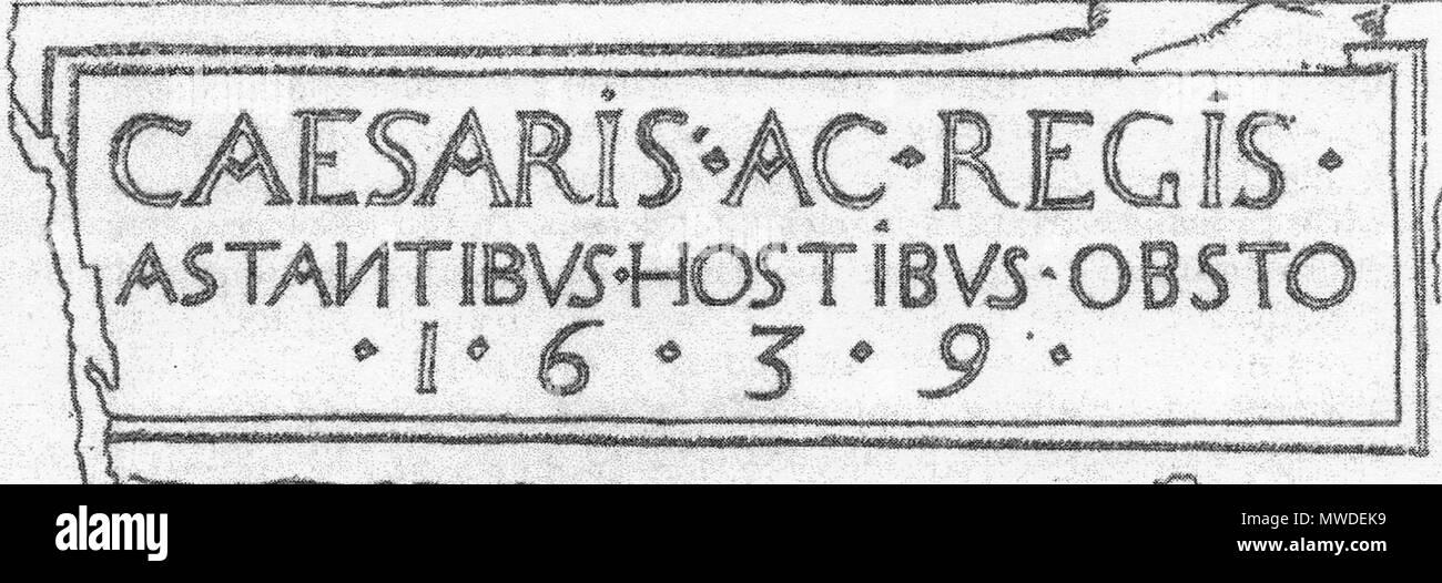 LE BON NUMERO - Page 31 Franais-linteau-sur-lequel-a-t-grav-une-phrase-latine-et-la-date-de-1639-1639-unknown-297-inscription-lapidaire-de-1639-provenant-de-pugey-25-MWDEK9