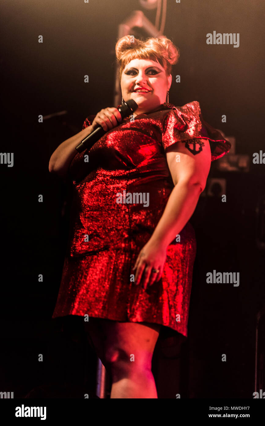 cd41c04a7a123 American singer-songwriter Beth Ditto