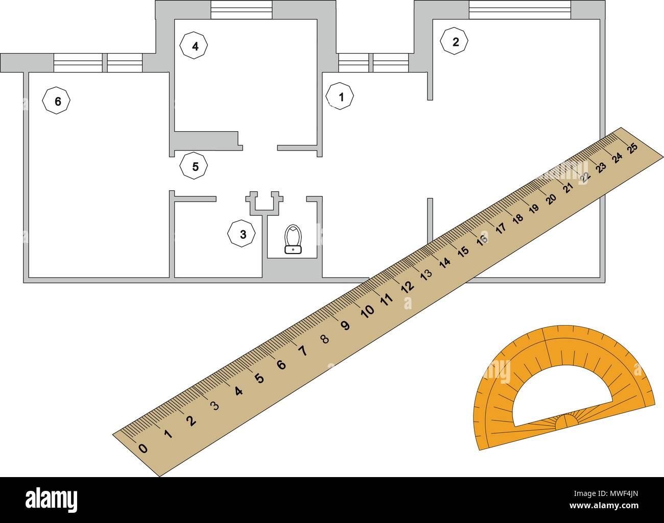 Project design concept vector - Stock Vector