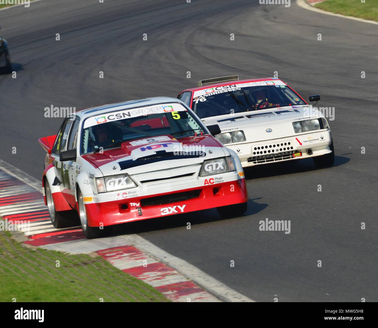 Paul Eaton, Holden Commodore, Patrick Andreiessen, Renault Alpine V6