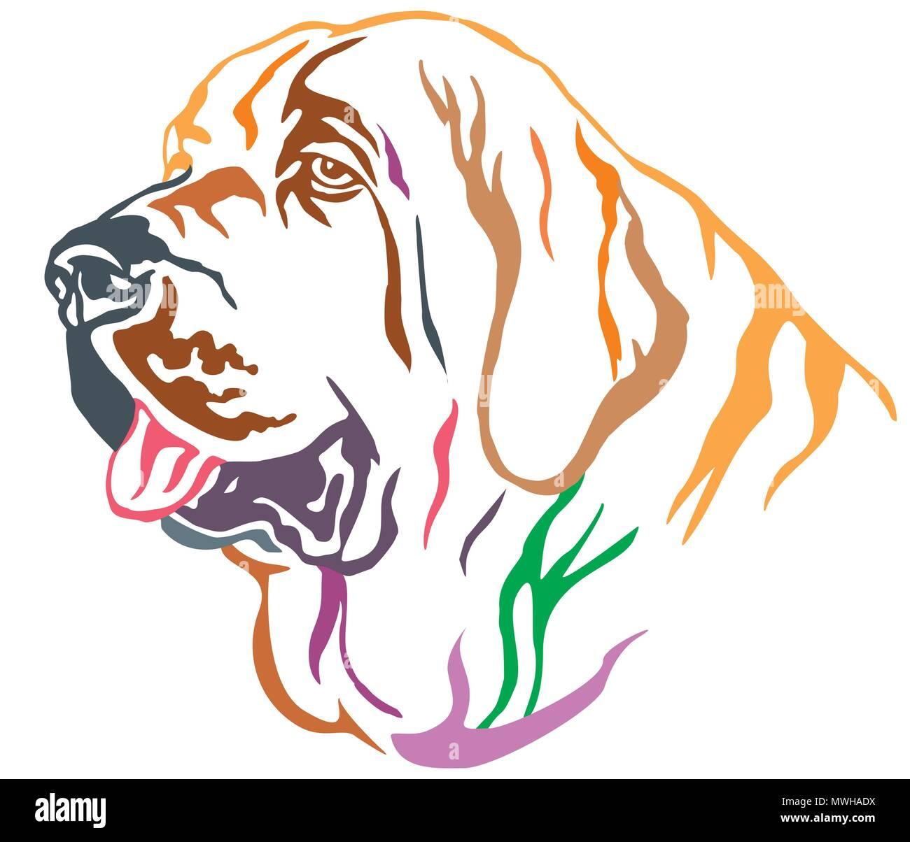 Dog Neapolitan Mastiff Great Dane Mix Neapolitan Mastiff