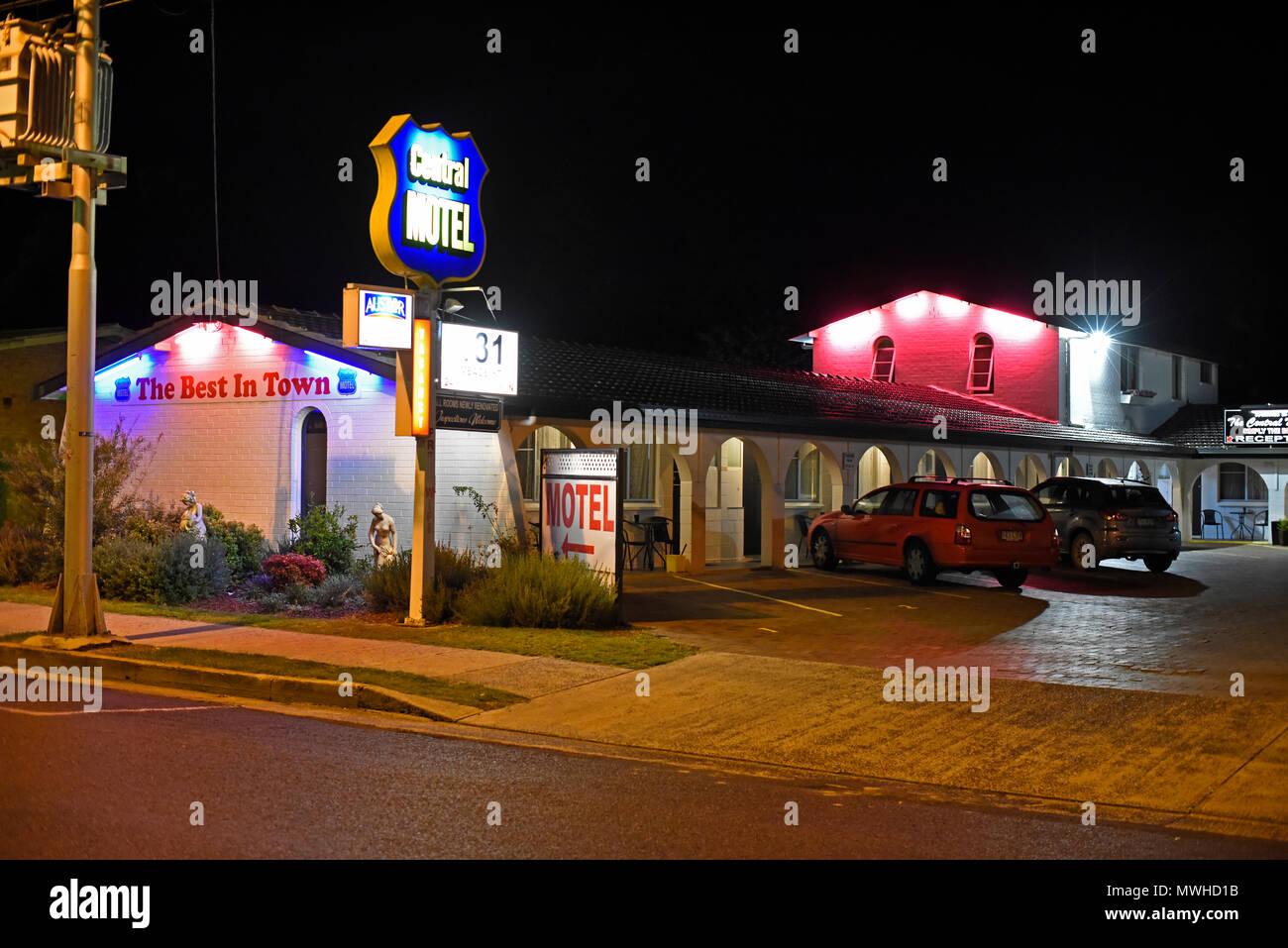 motel south australia stock photos motel south australia. Black Bedroom Furniture Sets. Home Design Ideas