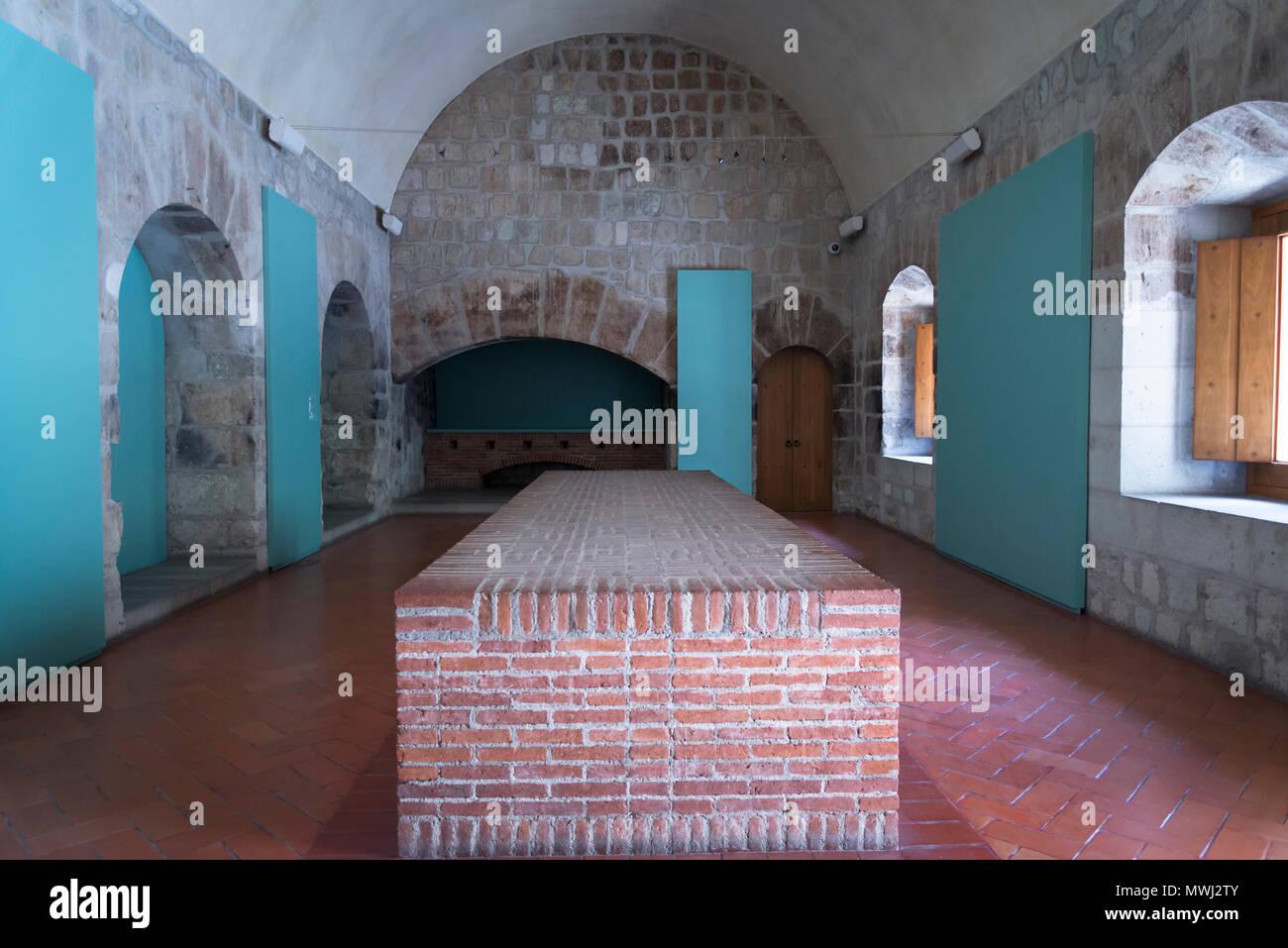 Museum Of Cultures Of Oaxaca, Former Santo Domingo De Guzman Convent,  Kitchen, Oaxaca, Mexico
