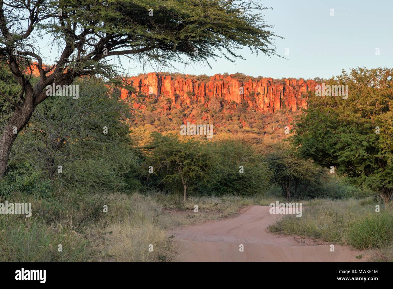 Waterberg Plateau Park, Namibia, Africa - Stock Image