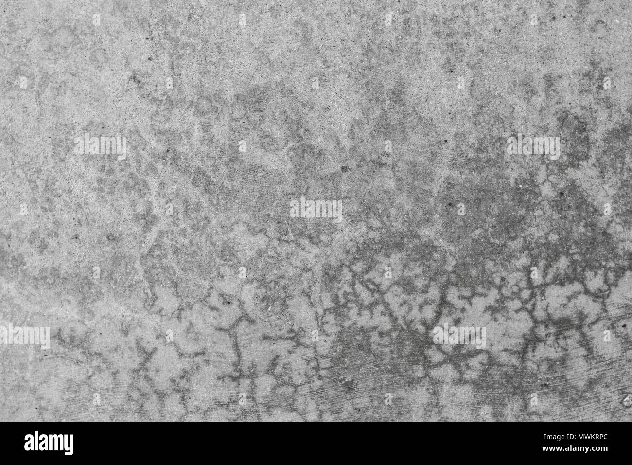 seamless abstract grungy concrete background - Stock Image