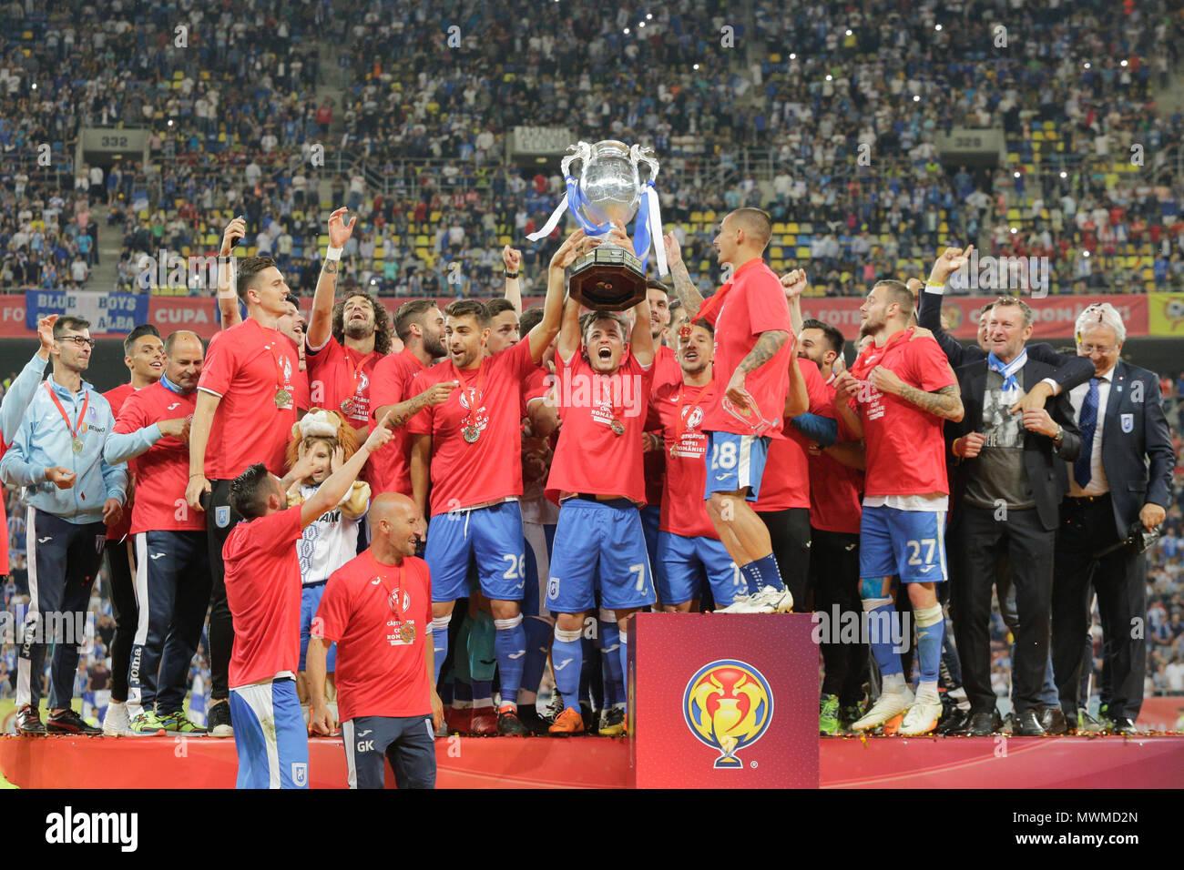 Romanian Soccer Team Romanian Football Stoc...