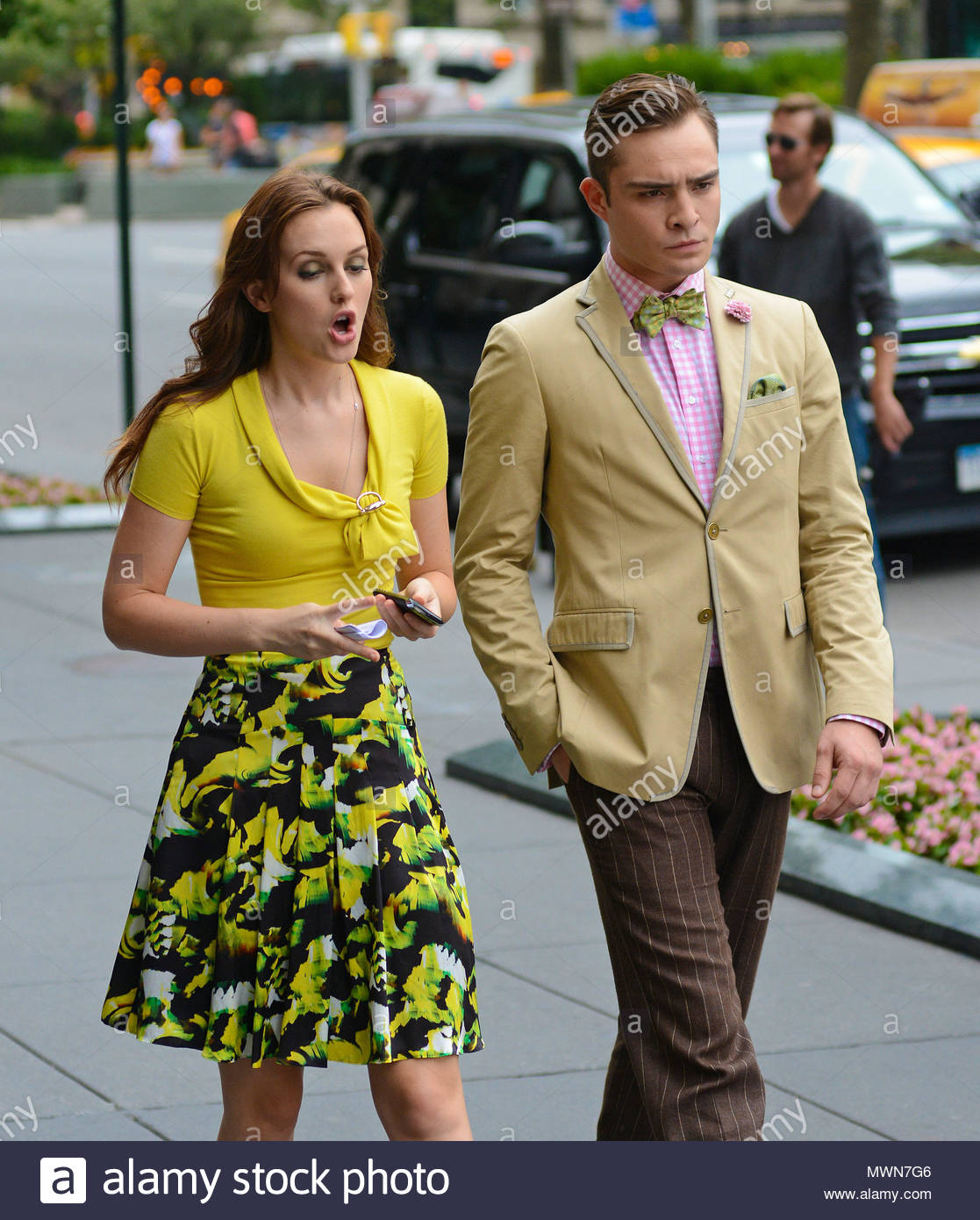 leighton meester and ed westwick movie