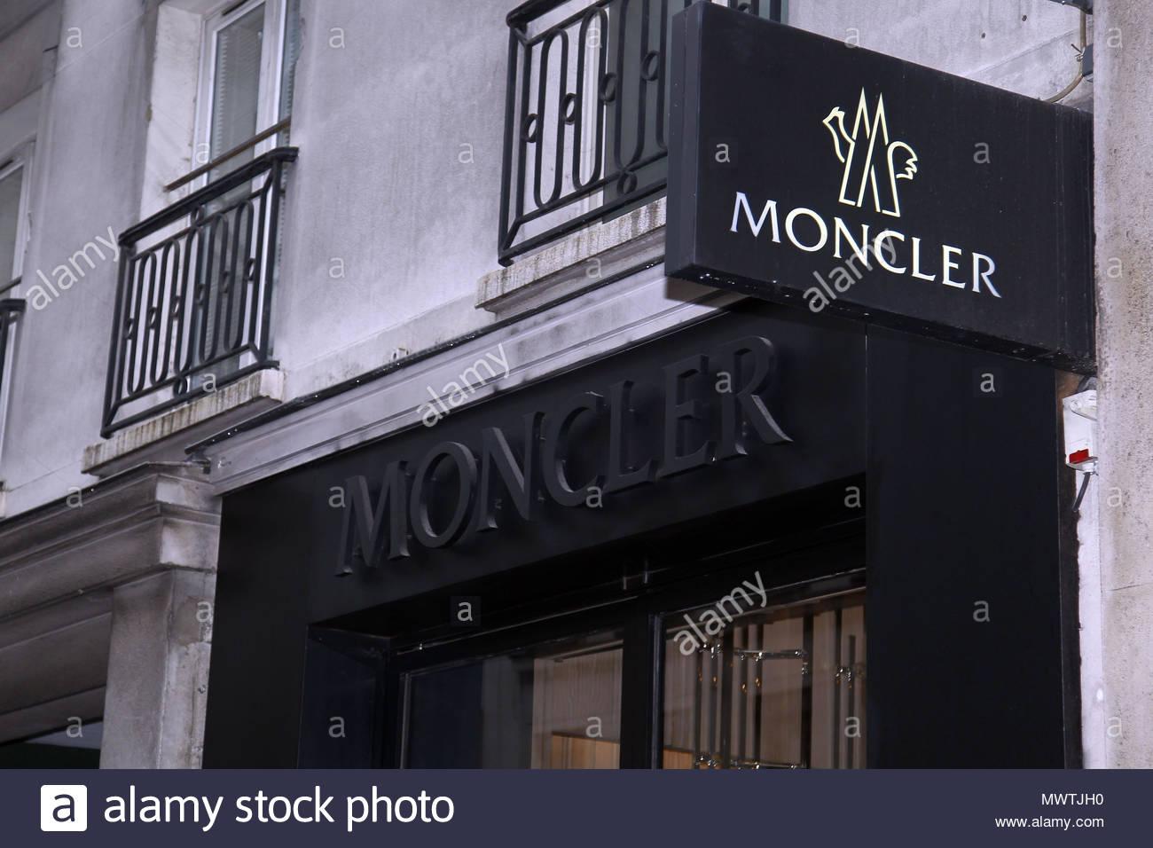 moncler paris saint honoré