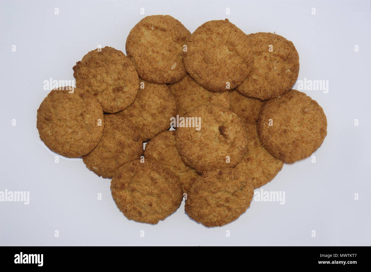 Anzac Biscuits Have Long Been Associated With The Anzac Troops In