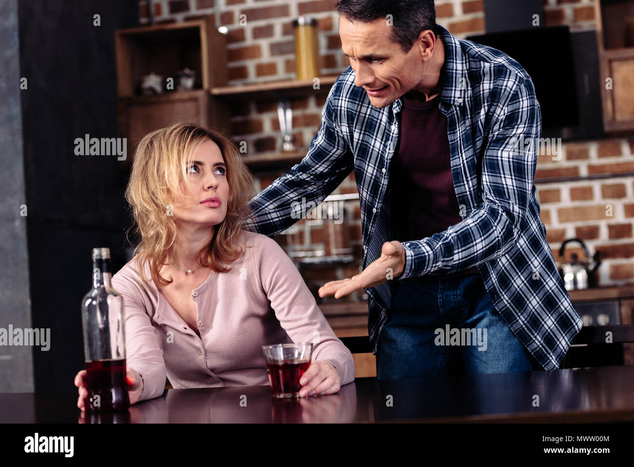 Dating a drunkard