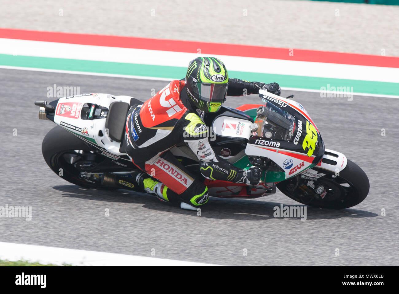 e279d00e6d Qualifications at the Mugello International Cuircuit for the sixth round of  MotoGP World Championship Gran Premio d Italia Oakley on June 2