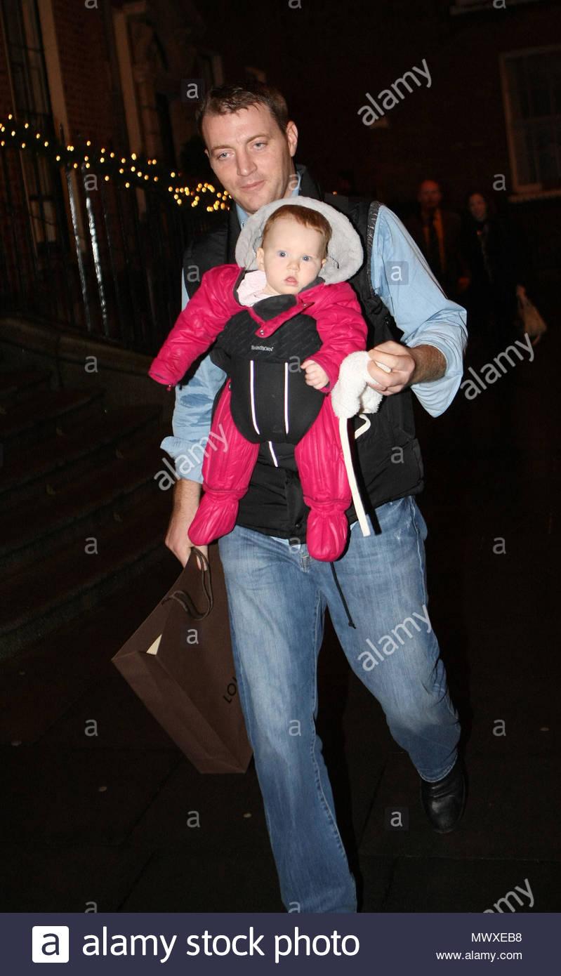Brett Desmond. Celebrities pictured leaving the Merrion ...
