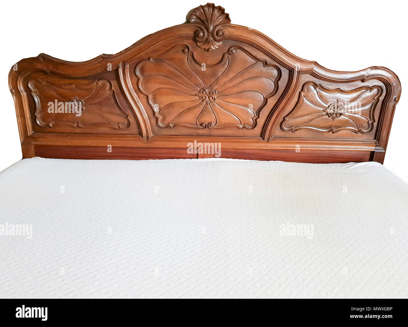 Wood Bed Vintage High Resolution Stock Photography And Images Alamy