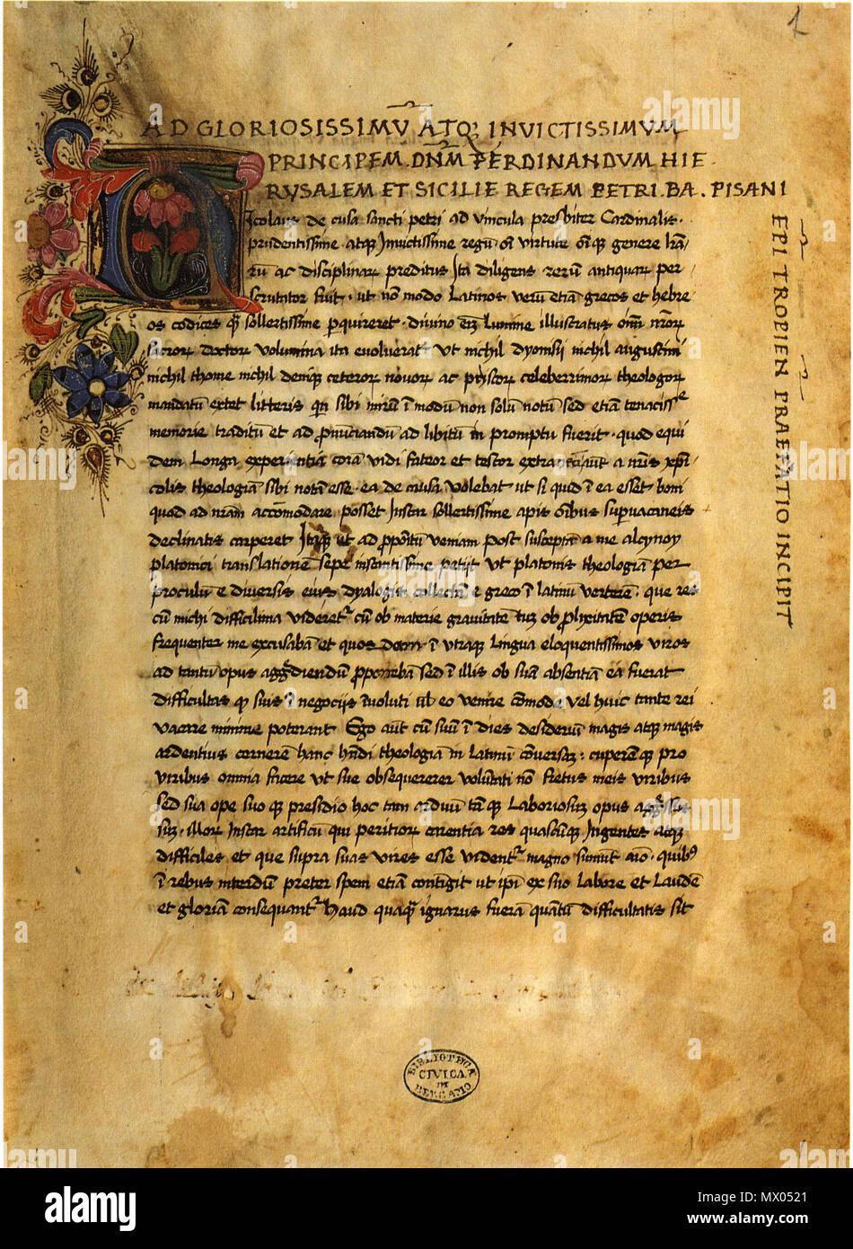 King Ferdinand I Of Naples Sto...