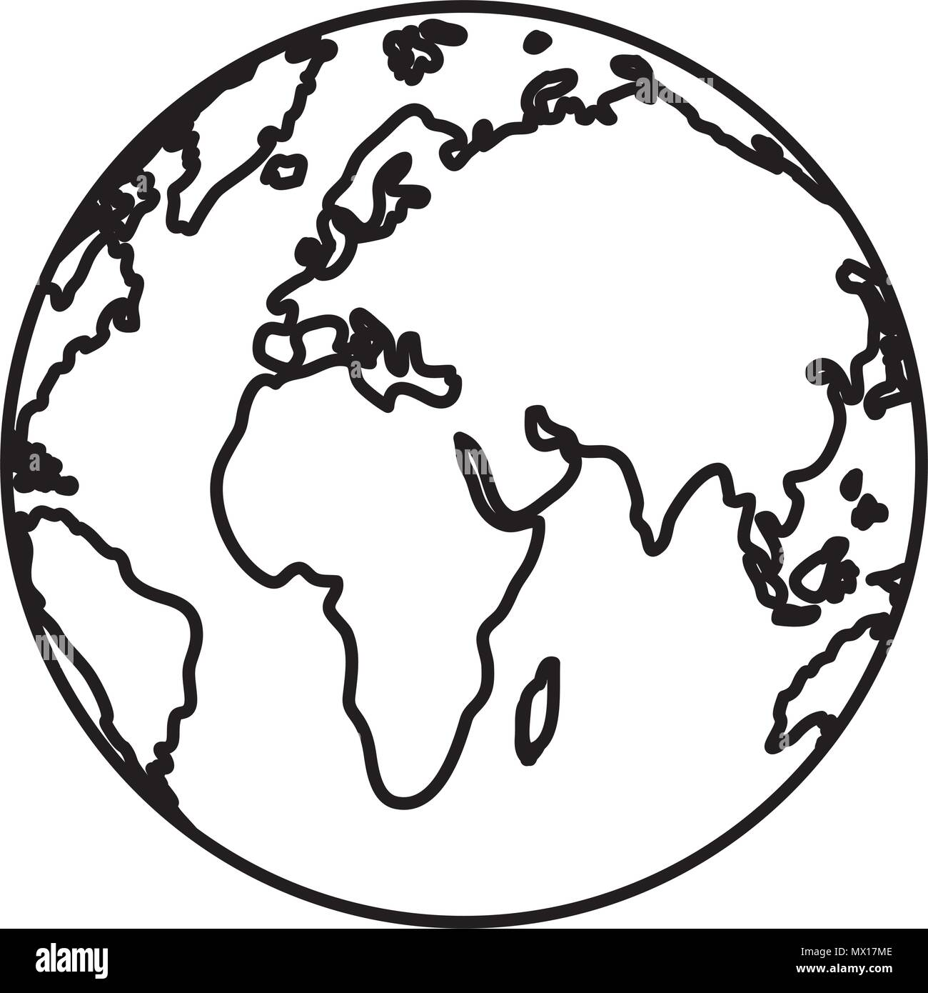 line circle global map asia and europe geography