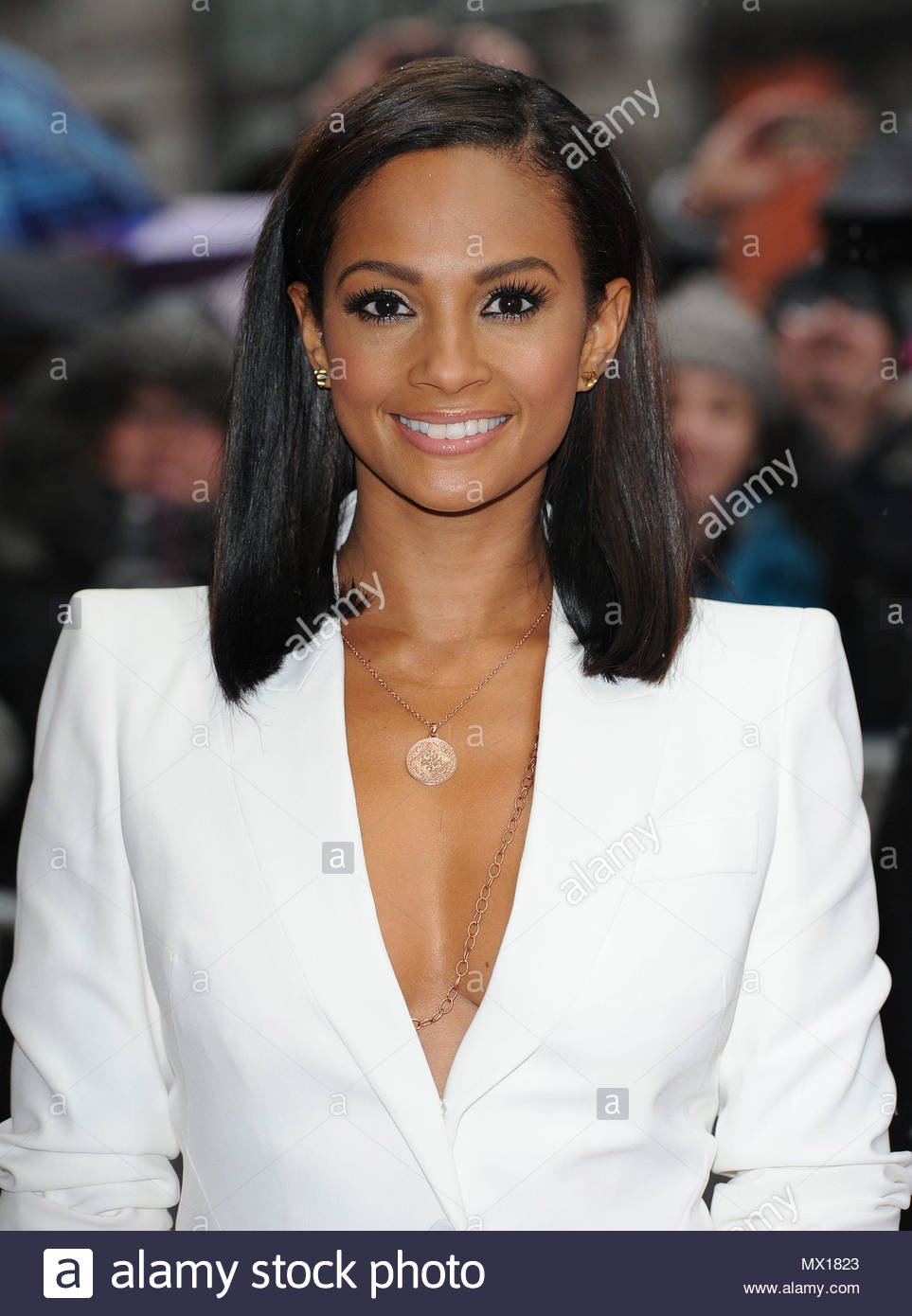 Celebrity Alesha Dixon nude photos 2019