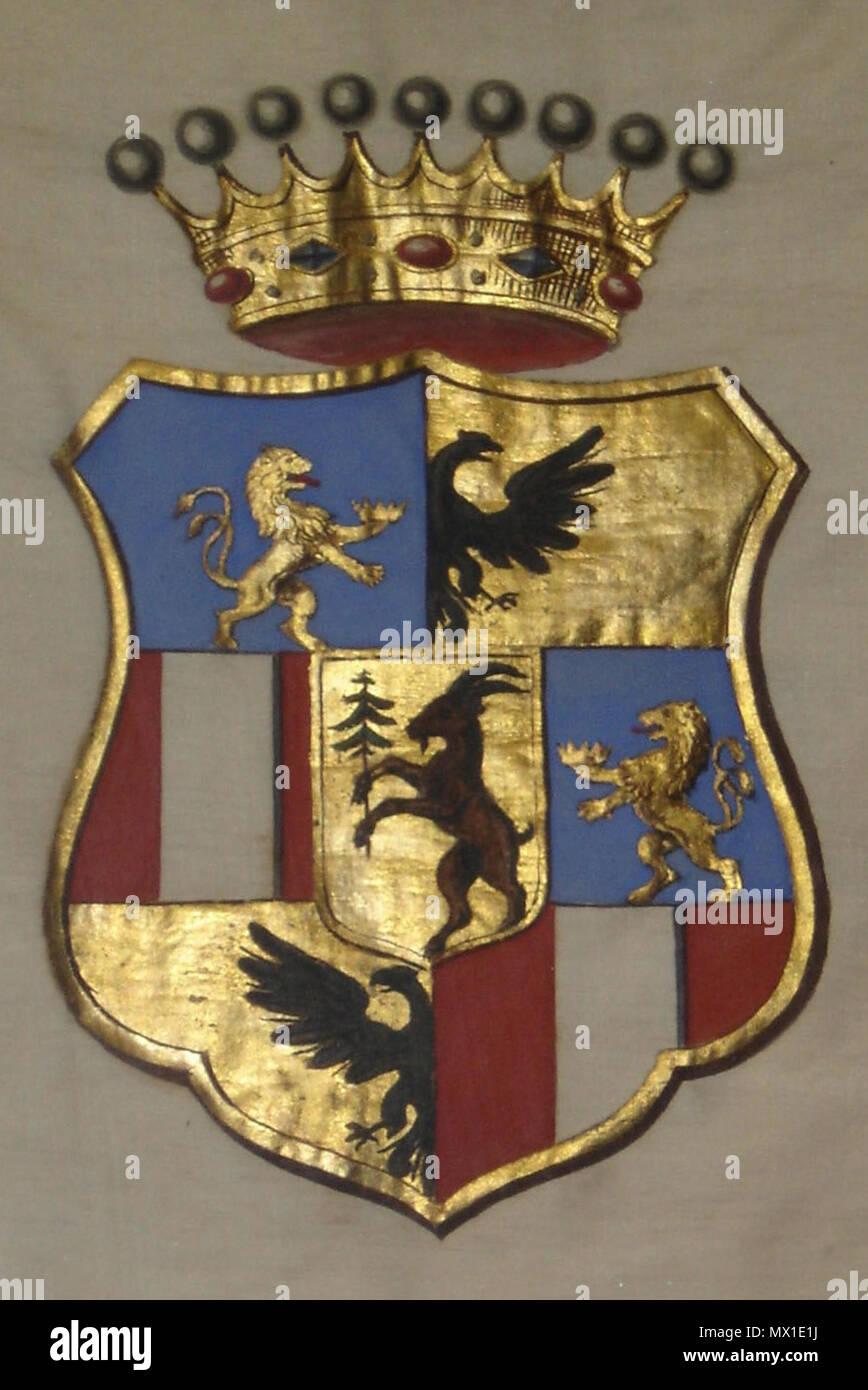 Hungarian Coat Of Arms Stock Photos & Hungarian Coat Of Arms Stock
