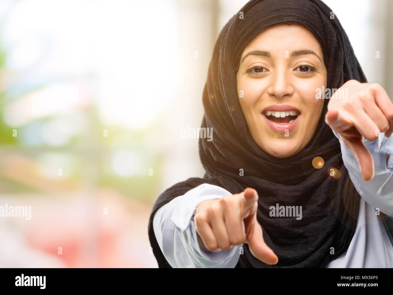 b87303f37 Standing Front Arabic Ethnic Stock Photos   Standing Front Arabic ...