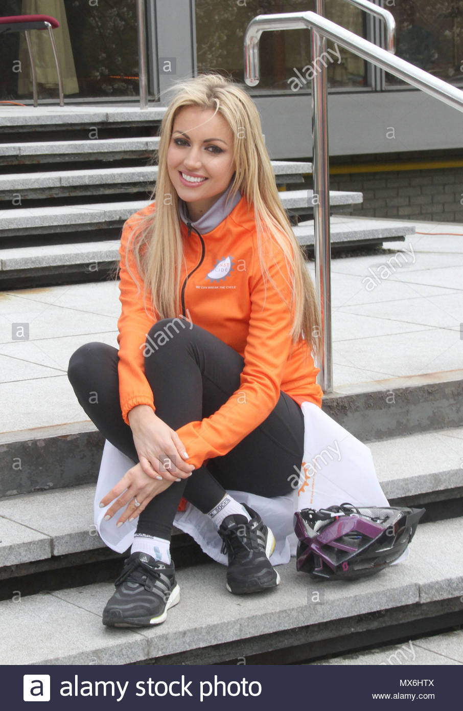 Rosanna davison former miss world and playboy girl rosanna davison rosanna davison former miss world and playboy girl rosanna davison does a charity cycle this morning for charity she cycled on a tandem 12 miles from thecheapjerseys Choice Image