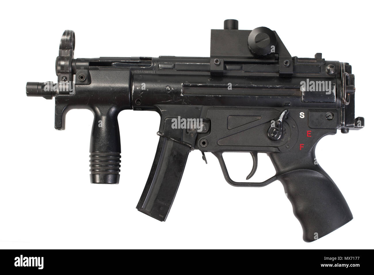 Mp5 Gun High Resolution Stock Photography And Images Alamy