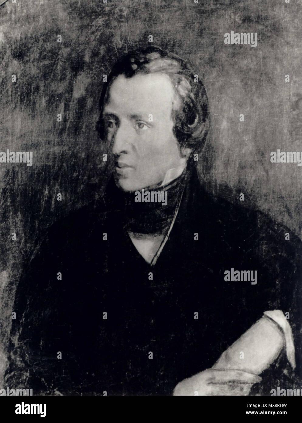 Frederic Chopin Portrait Stock S & Frederic Chopin Portrait