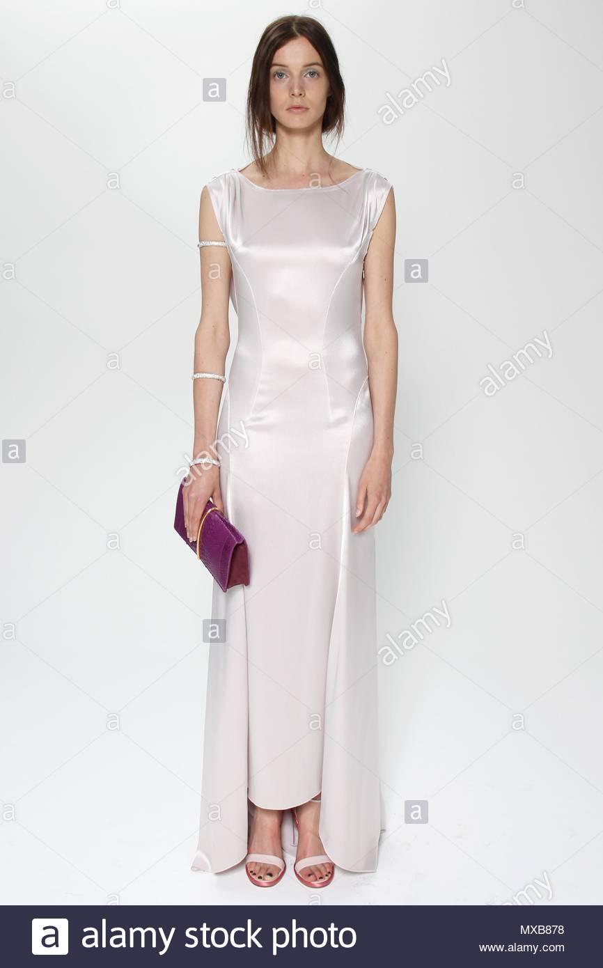 2ca3a75c32 Nina Ricci collection. A model wears Nina Ricci s resort 2014 collection.