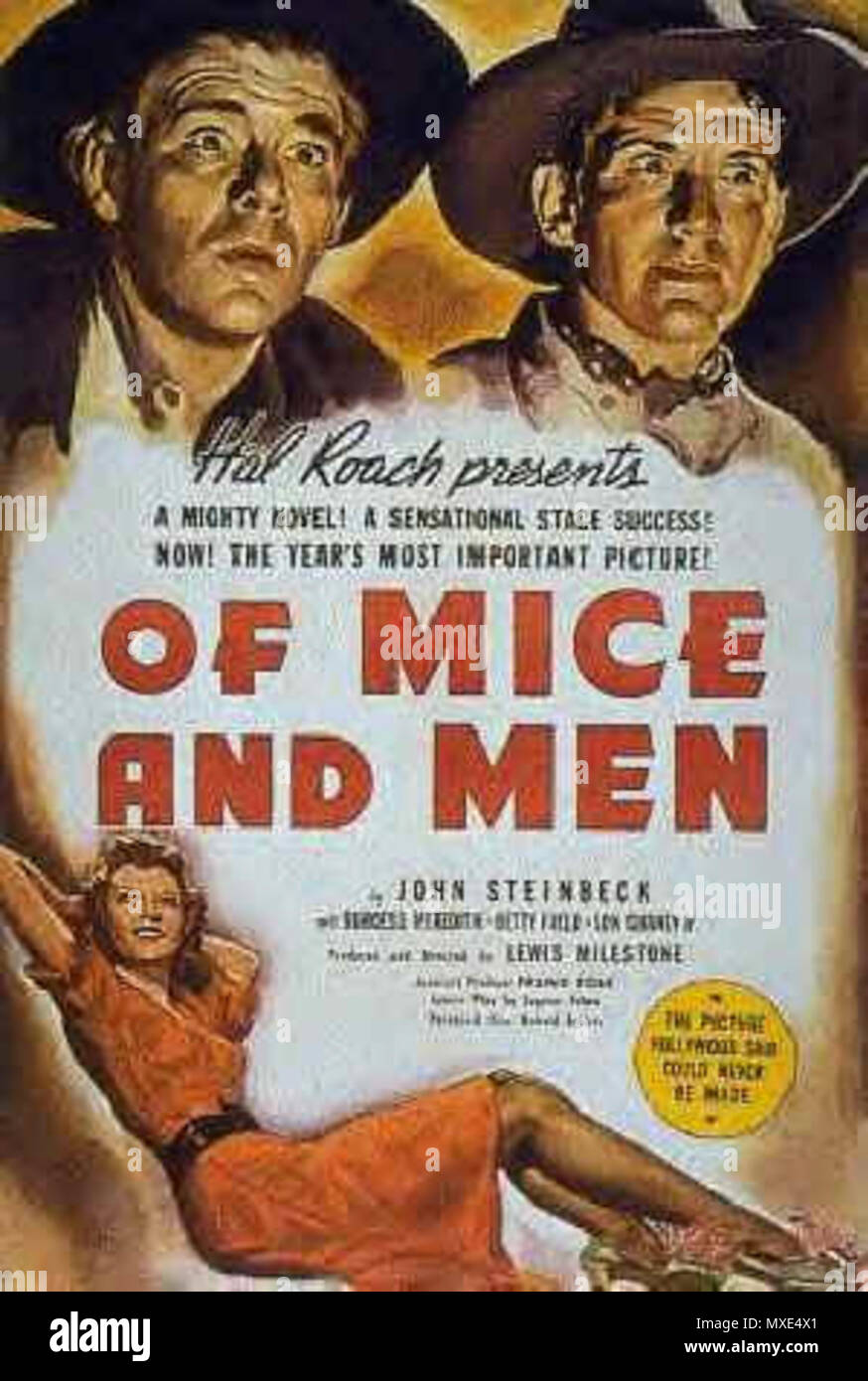 of mice and men english 1 1 edexcel english literature igcse – of mice and men exemplar – george  and lennie why is the relationship between george and lennie so significant.
