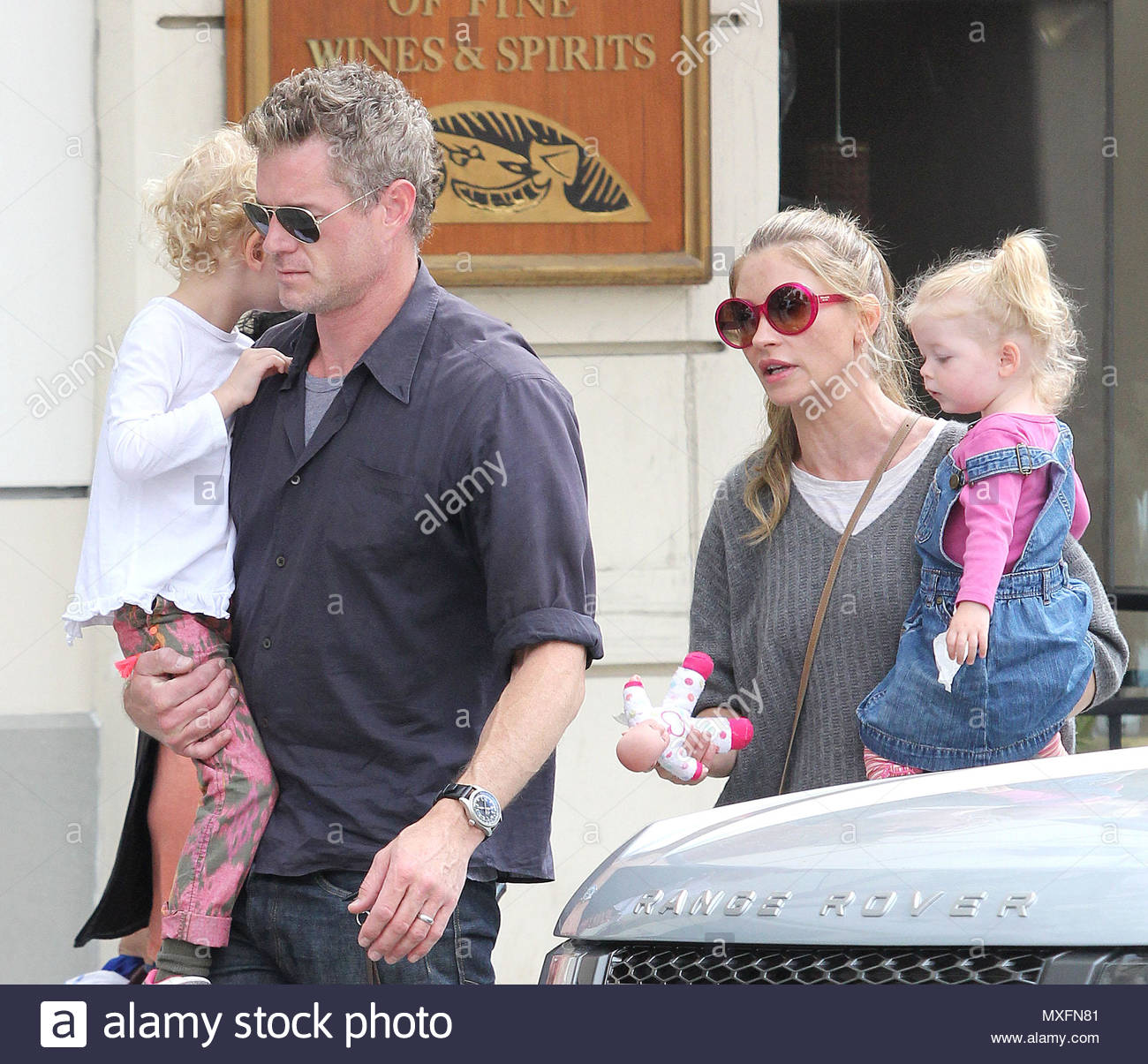 Eric Dane And Billie Beatrice Dane Stock Photos Amp Eric
