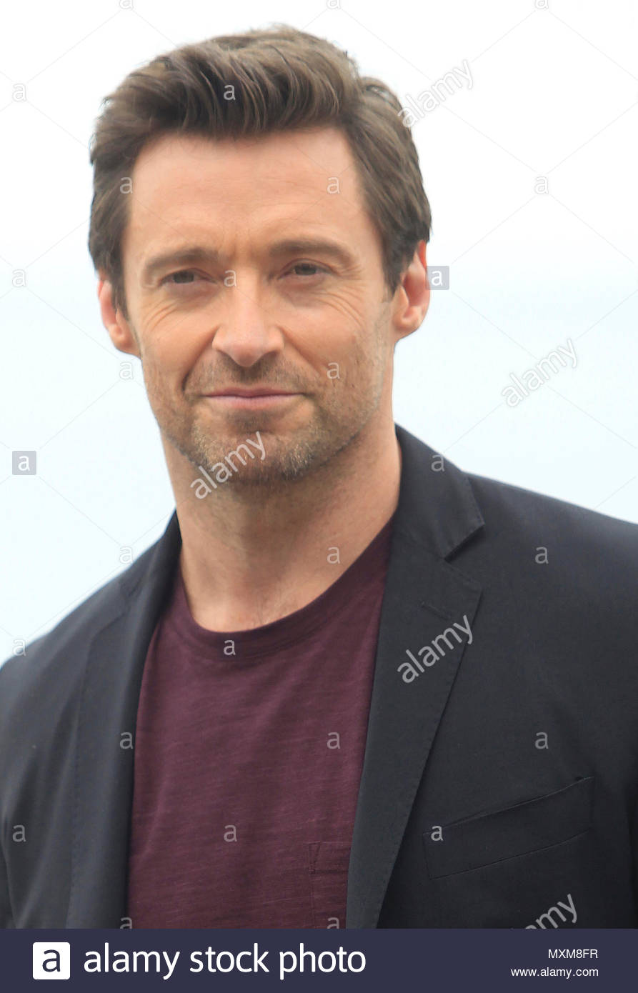 Hugh Jackman Hugh Jackman Attends Photocall For His New Movie