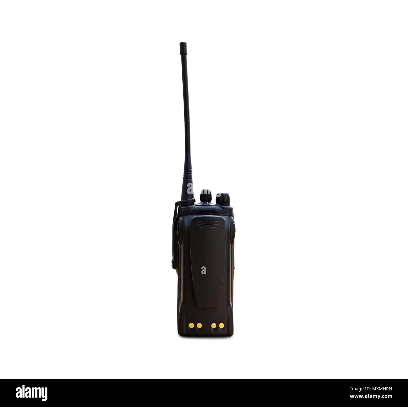 how to talk on radio walkie talkie