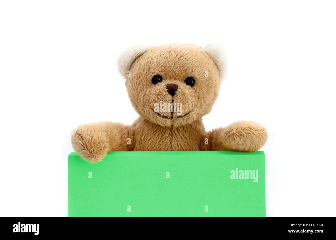 Bushy bear sergeant