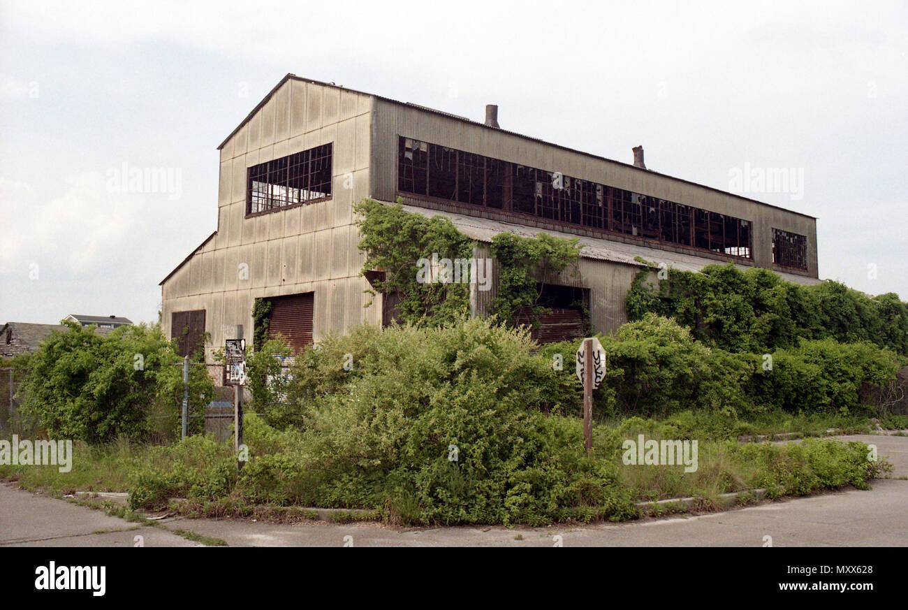 Fort Tilden - Stock Image