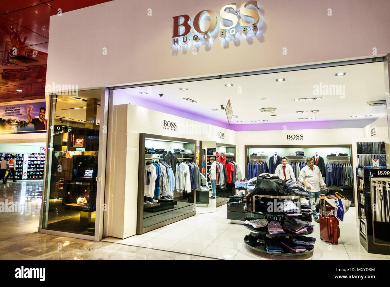 hugo boss shop in stock photos hugo boss shop in stock. Black Bedroom Furniture Sets. Home Design Ideas
