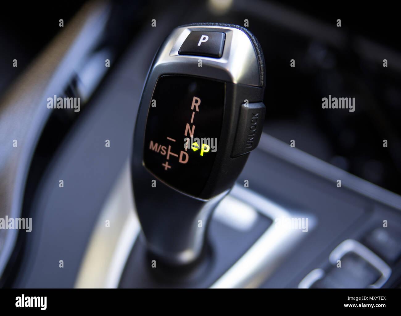 Badge Aston Martin On Black Background Stock Photo 188696674 Alamy