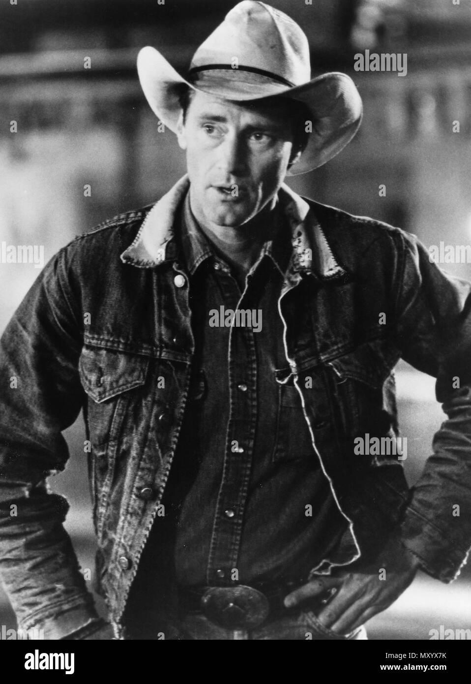 sam shepard, fool for love, 1985 - Stock Image