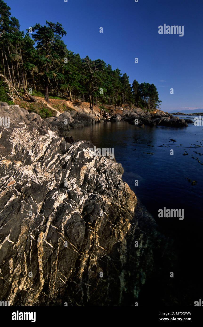 San Juan Islands Park On Spit