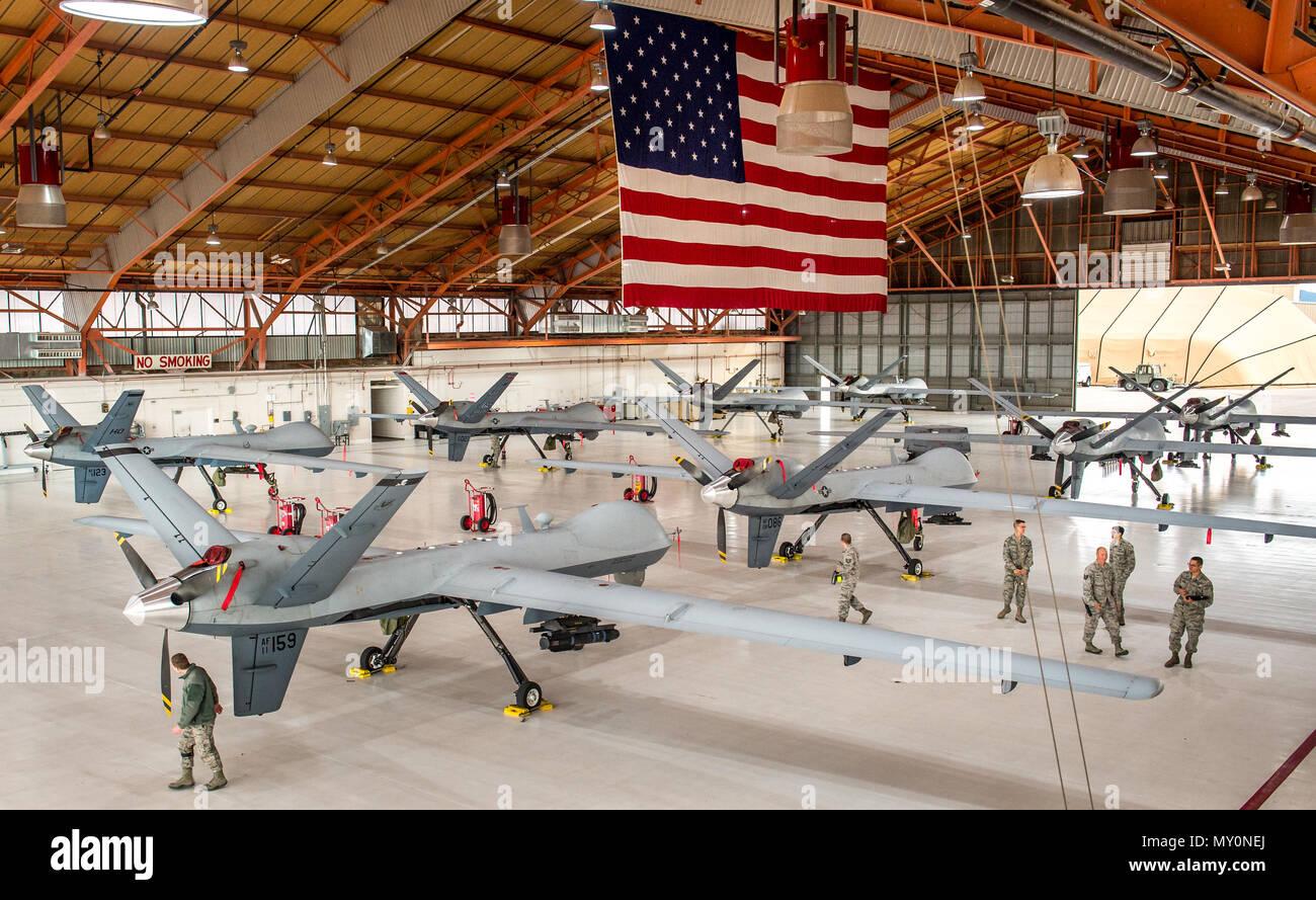 ORIGINAL PATCH DESERT COMBERS USAF 9th ATTACK SQUADRON MQ-9 Reaper UAV DRONE