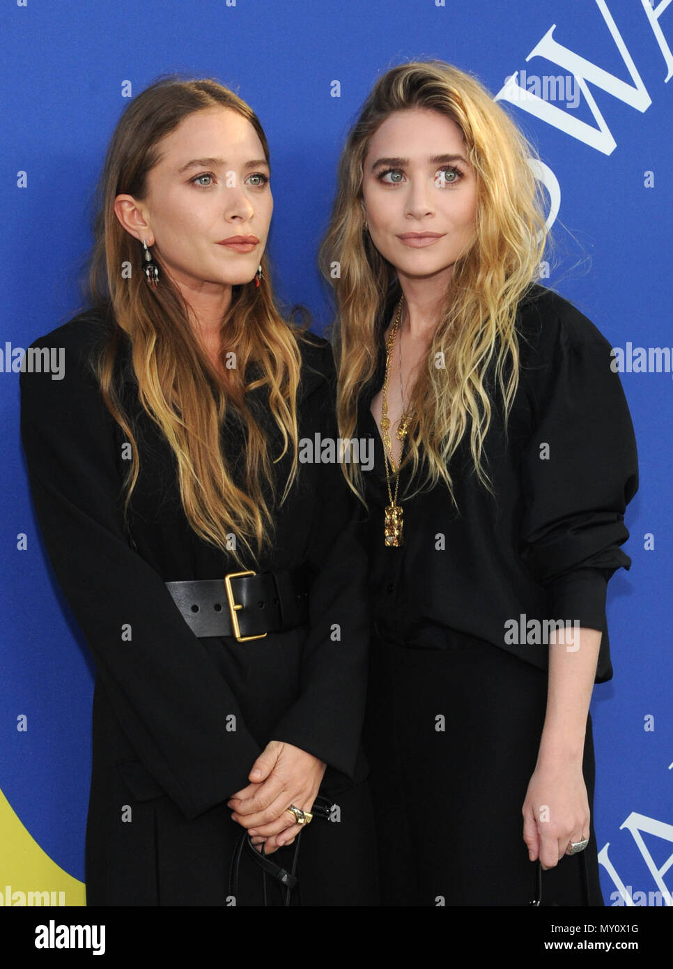 brooklyn ny usa 4th june 2018 marykate olsen and