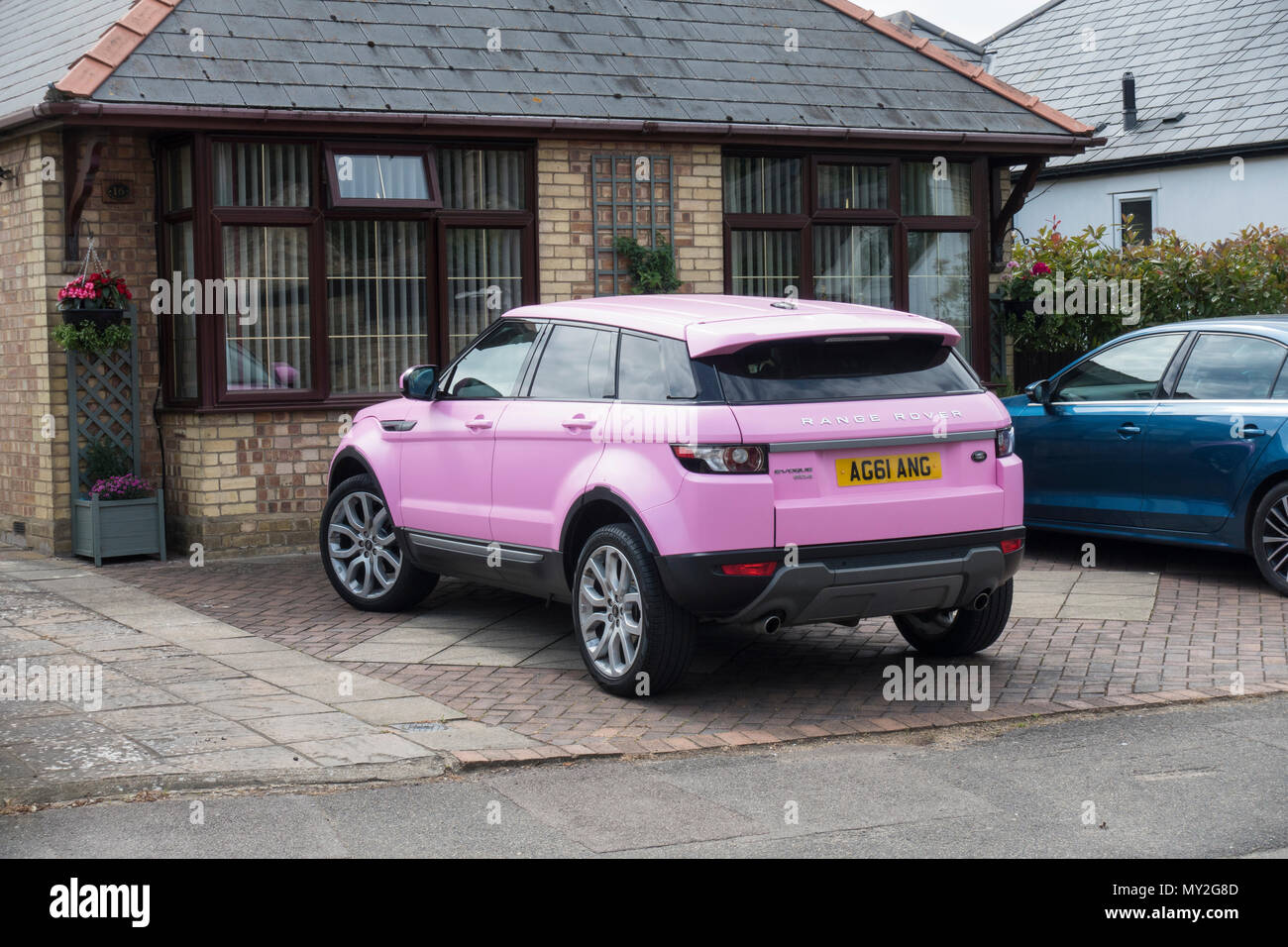 Range Rover Evoque High Resolution Stock Photography And Images Alamy