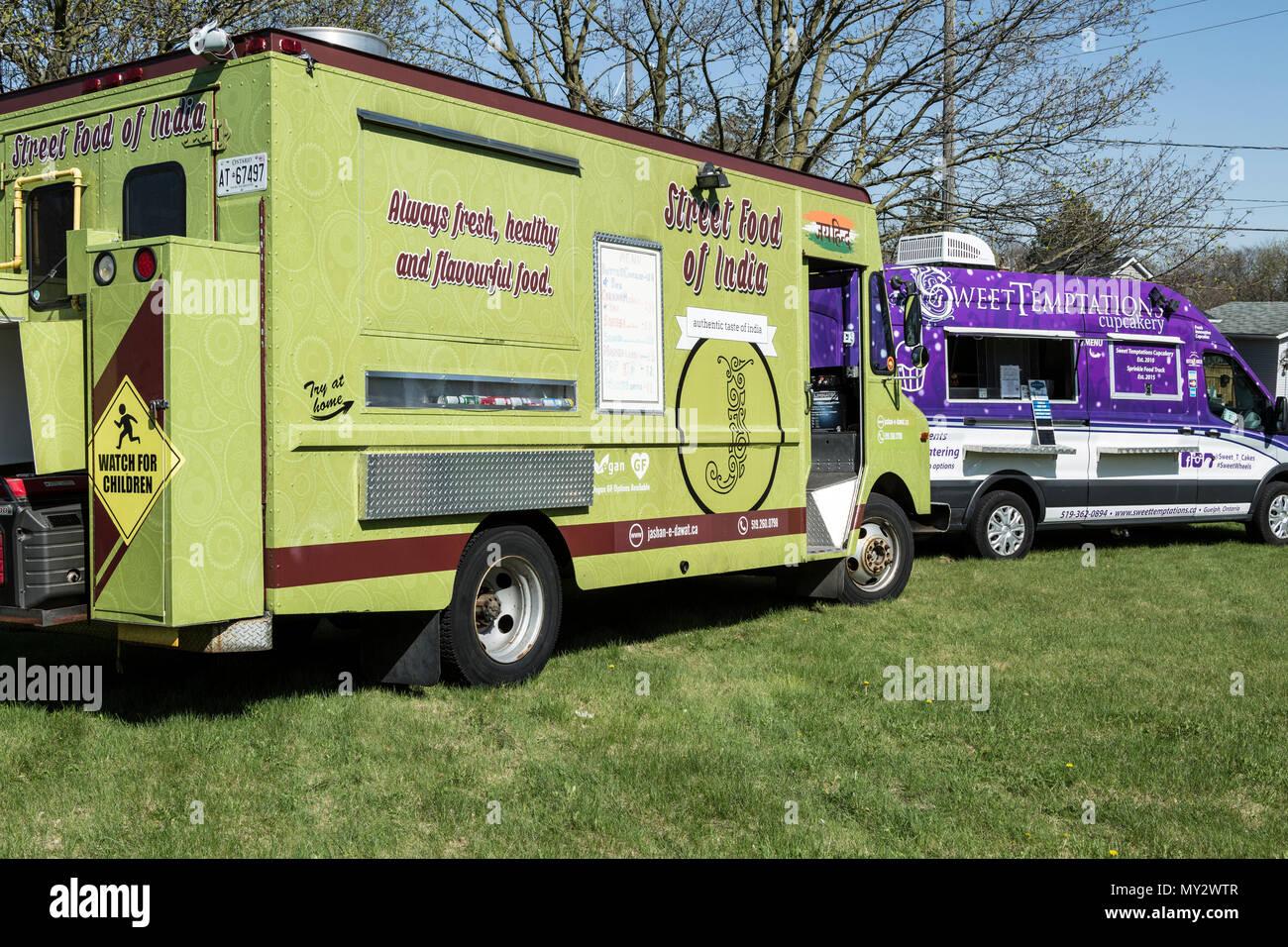 Cambridge Food Trucks