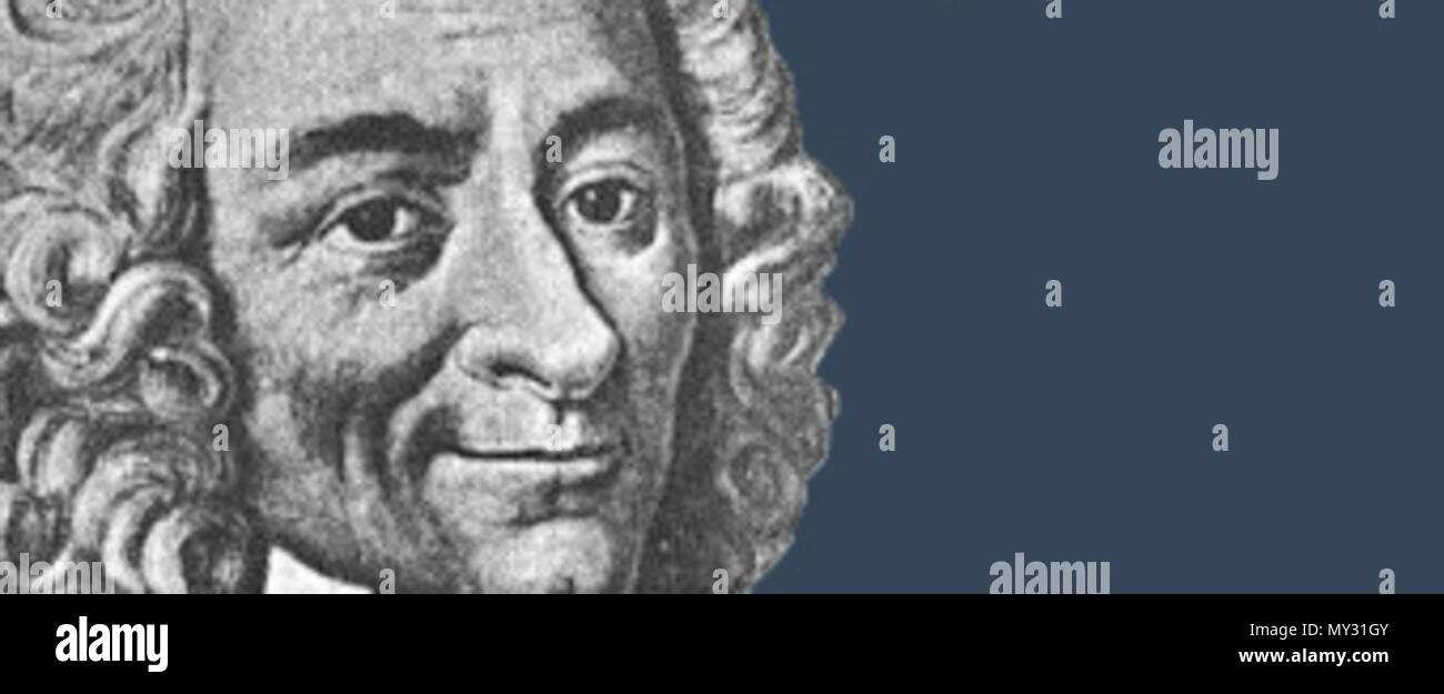 Voltaire Cropped And With Color Background To Fit Header Of Greek Wikiquote Home Page