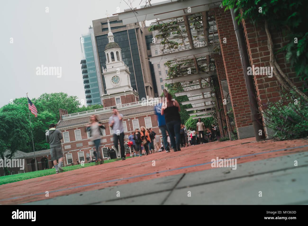 Philadelphia - Stock Image