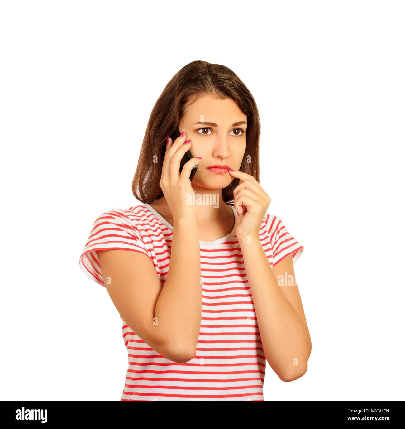 Phone call on girl 5 Ways