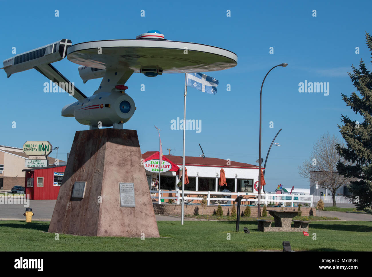 Starship enterprises novelty shop