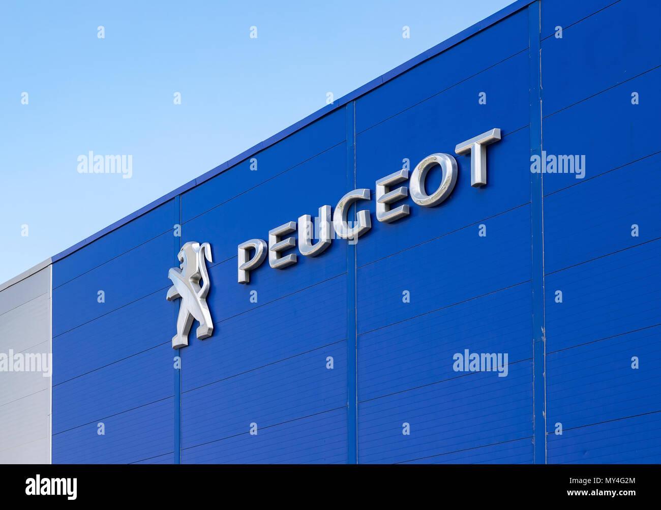 Psa Peugeot Citroen Stock Photos Amp Psa Peugeot Citroen