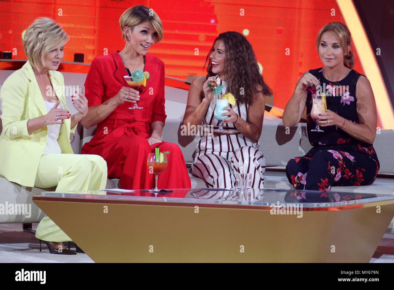 Carmen Nebel Show Riesa 05052018 Featuring Carmen Nebel Anna