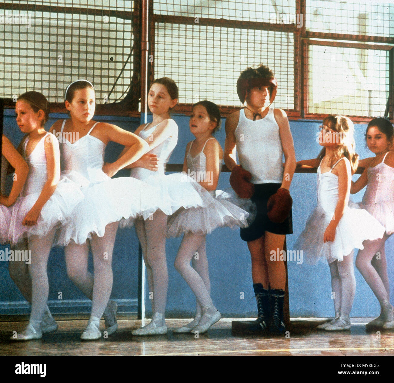 BILLY ELLIOT 2000 Universal Pictures film with Jamie Bell - Stock Image