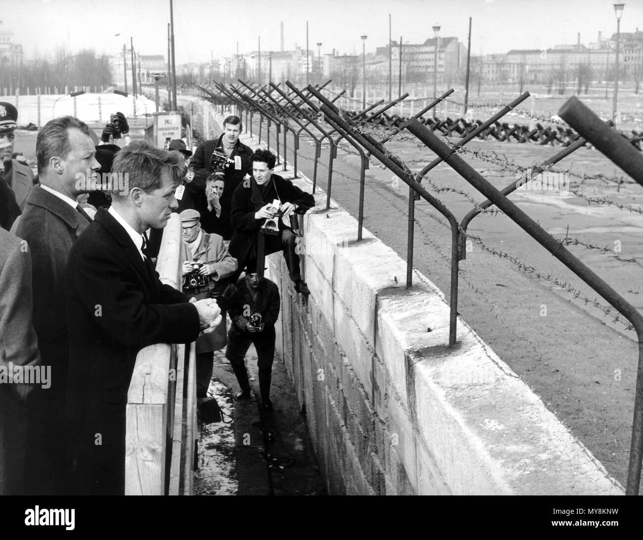 Robert Kennedy Berlin