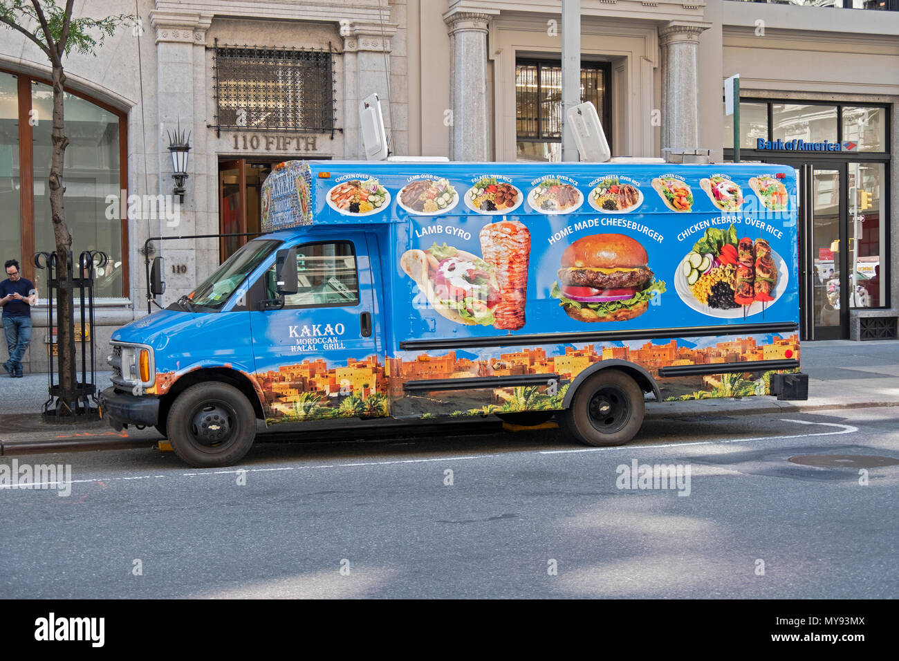 Lower Manhattan Fast Food